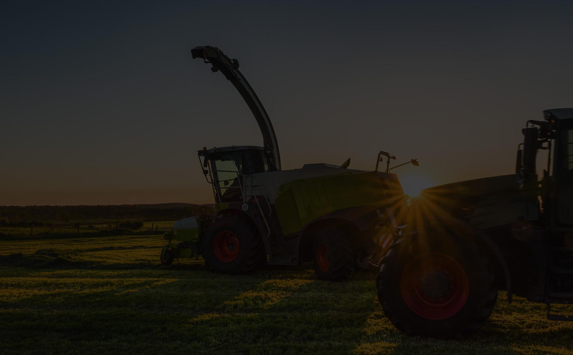 Materiels agricoles et espaces verts